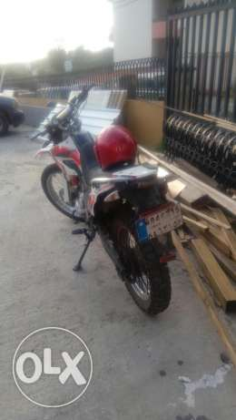 China cross 125cc for sale or trade
