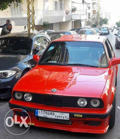 E30 for sale or trade 3a 4×4 الشوف -  1