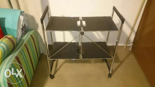 Trolley smal table