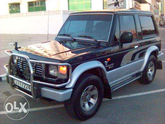 Wanted galloper coupe