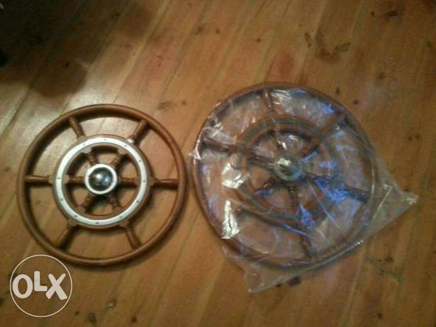 New wheel of boat 50 and 60 cm