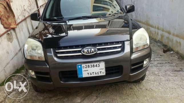KIA Sportage for sale - good condition - mechanic 2017