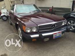 1975 SL450 full options ajnabiyi