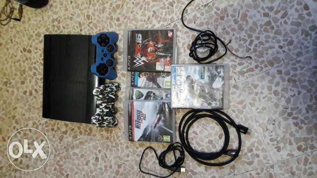 Ps3 for sale m3adale for 200$