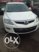 Mazda CX-9 touring white 2009
