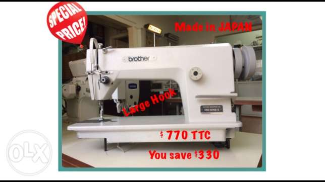 Sewing Machine, Machine a Coudre