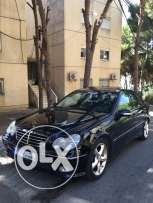Mercedea C230 Kompressor Full Black & Black