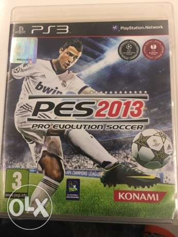 fifa 13 + pes13 for ps3