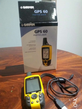 Gps map garmin 60