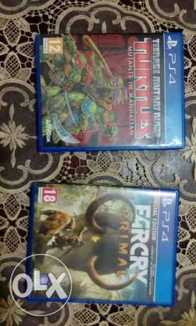 Ps4 games for trade حارة حريك -  1
