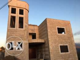 villa for sale the 3 floors in Ajd Ebrin el kouraفيلا للبيع من ٣ طوابق