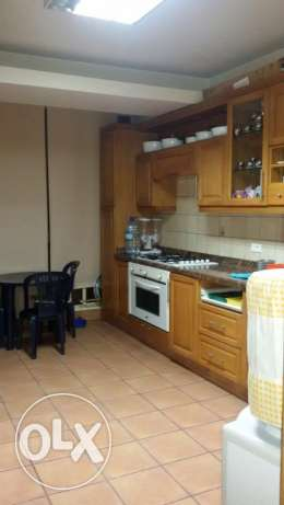 furnished appartment for rent at BIR HASSAN 270m with 3 parking