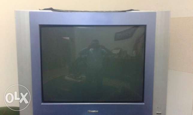 TV Hisense kep eza at be in sports great condition
