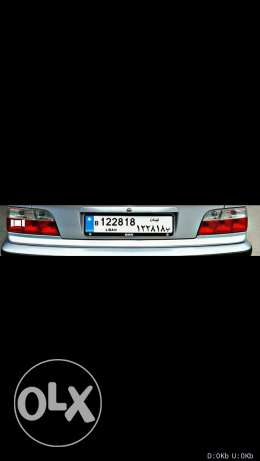 Back lights for bmw e36