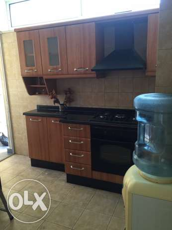 furnished apartment for rent in dekweneh front of nefaa سن الفيل -  5