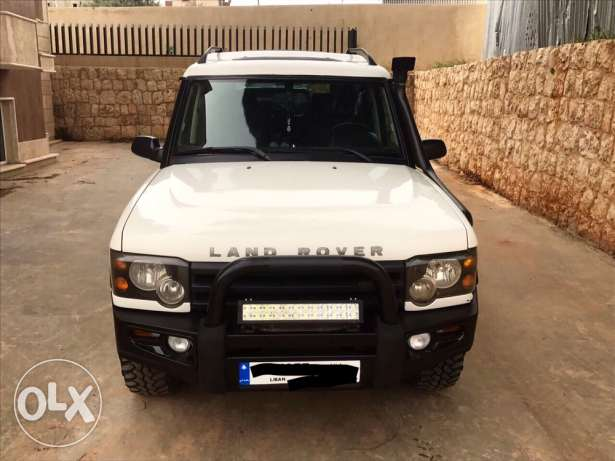land rover discovery2 2003 very clean
