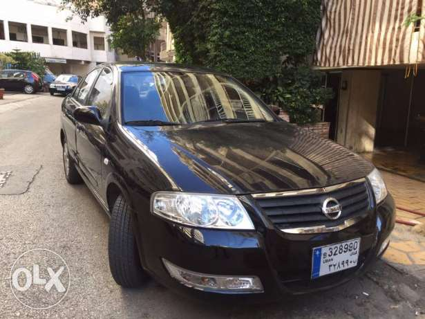 Excellent Condition Nissan Sunny 2011 for Sale راس  بيروت -  5