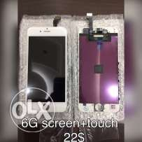 Iphone 6G screen+touch digitizer excellent quality