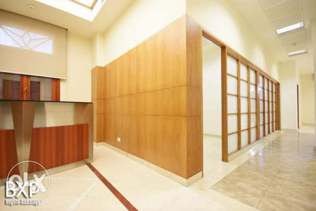300 SQM Office for Rent in Beirut, Nejme Square OF5350 وسط المدينة -  3
