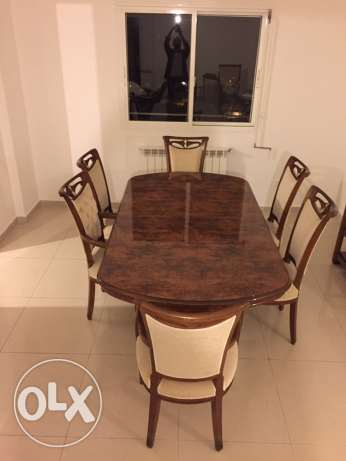 Furniture Salon, living room and Dining table for sale