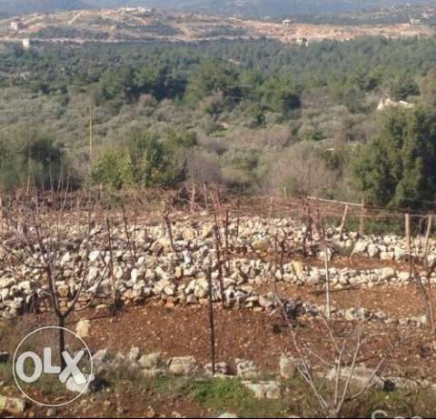 Land for sale in Lebaa - Jezzine # PRE8267