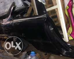 REAR right FENDER for New boy coupe 2005