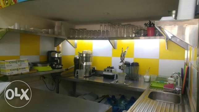 Full equipment of cocktail shop (including mixers) برج حمود -  3