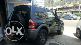 pajero front and rear arb lokers