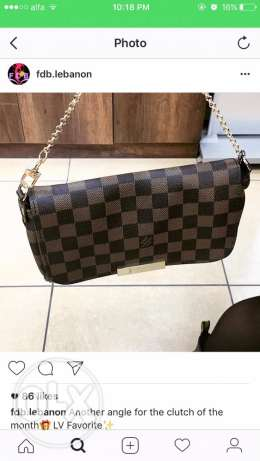 best Louis Vuitton clutch