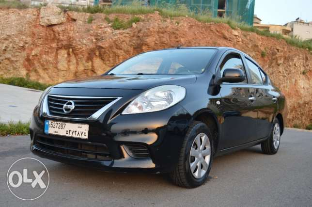 Nissan Sunny 2012 / Full Option, Super Khar2a, 66000 KM