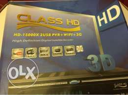 Internet Receiver Class HD-15000X