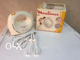 Moulinex easymax mixer, in very good condition