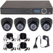 dvr + 8 cams + all cables for 200$