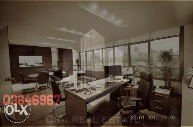 office hazmieh for sale