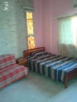Chalet in bouar for rent 333 furnished
