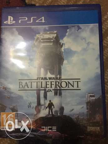 Star Wars: Battlefront for PS4 As If It's Brand New!