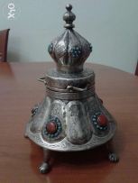 Silver handmade antique 663gr