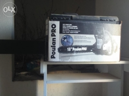 Poulan Pro Chainsaw brand new