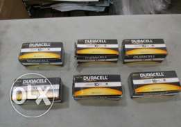 Original Duracell AA Batteries (6 * 24 pieces)