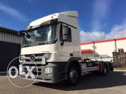 2544 Actros 347 km