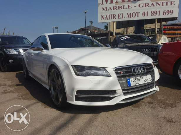 S7 KETANEH, very clean one owner with only 46900 km. بيت الشعار -  7