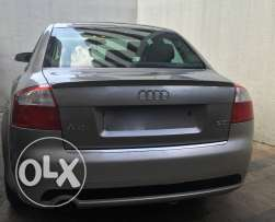 Audi A4 S-Line-one owner