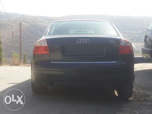 للكسر audi a4 full option ma badda shi حارة صيدا -  3