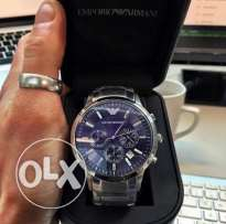 Very hot Authentic blue Emporio fir him