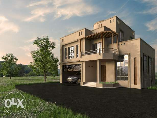 Architectural Visualization; rendering