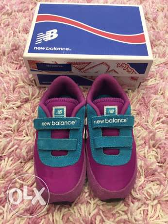 Toddler New Balance size 7,5 (24-25)