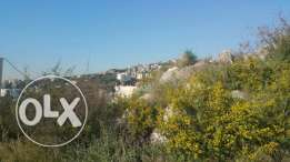 1,280 m2 land for sale in Bsalim (sea view)