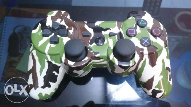 Ps3 Dualshock 3 military sixaxis original