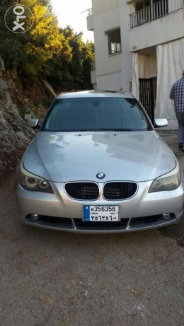 BMW 530 I model 2006 siara raw3a كسروان -  1