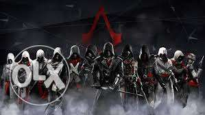 Assassins creed collection wanted